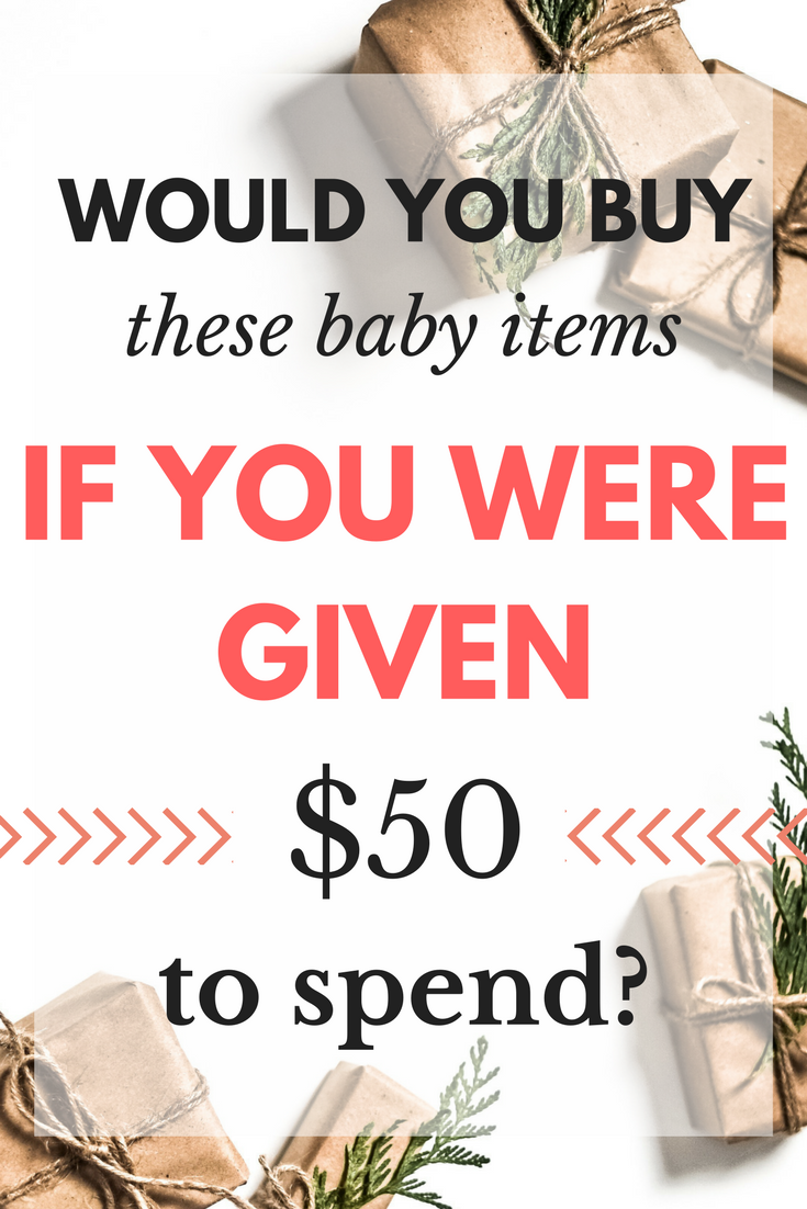 Baby gift guide with a twist - this Christmas gift guide is different