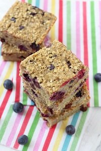 blueberry quinoa bar baby led weaning first foods finger foods