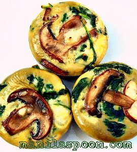 spinach quiche cups baby led weaning breakfast ideas finger foods first foods