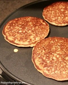 apple cinnamon pancakes baby led weaning finger foods first foods