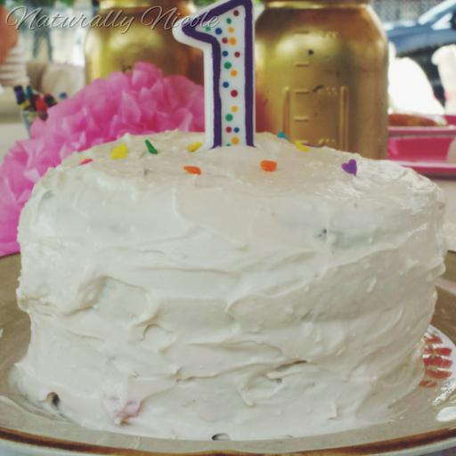 natural smash cake recipe for 1st birthday