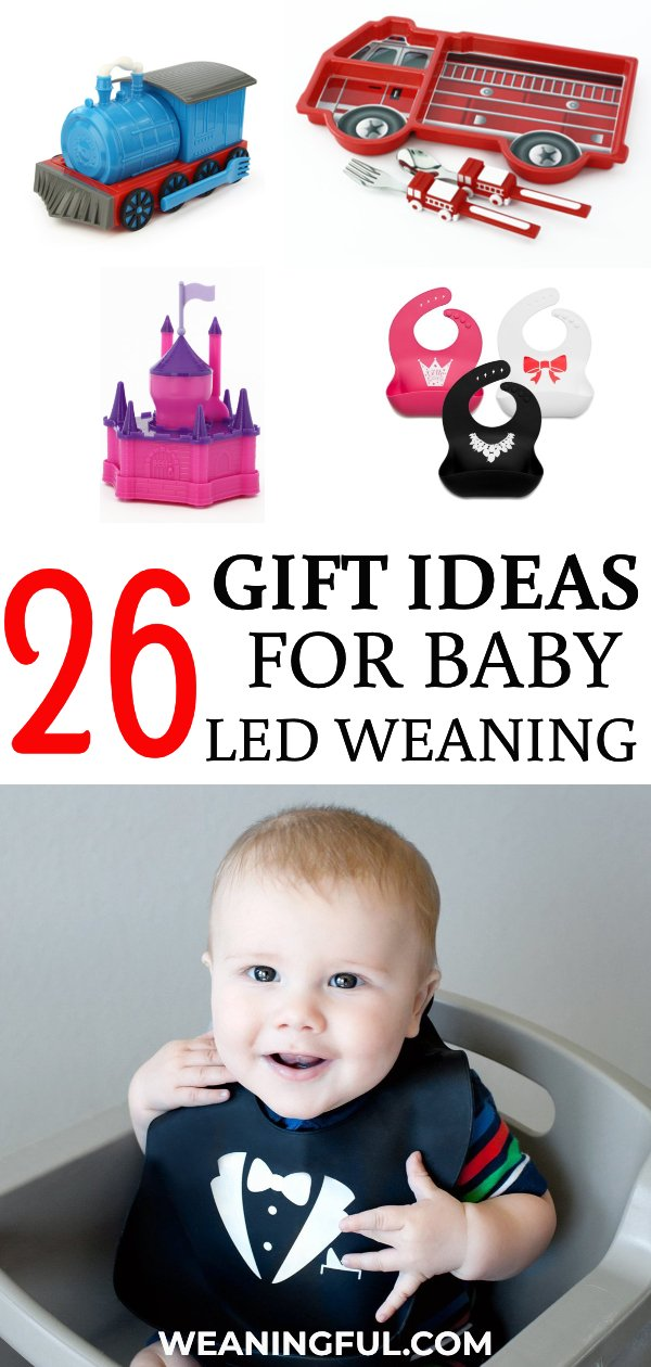 If you're looking for the perfect baby led weaning gift ideas for picky eaters and baby foodies, then this kids gift guide is the perfect list for children's presents, whether it's Christmas or their birthday. #babyledweaning #blw #giftguide