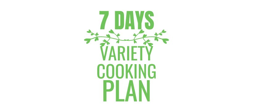 meal variety planner for families