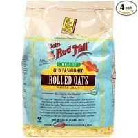 Rolled Oats, 32 Ounces (Pack of 4, Package May Vary)