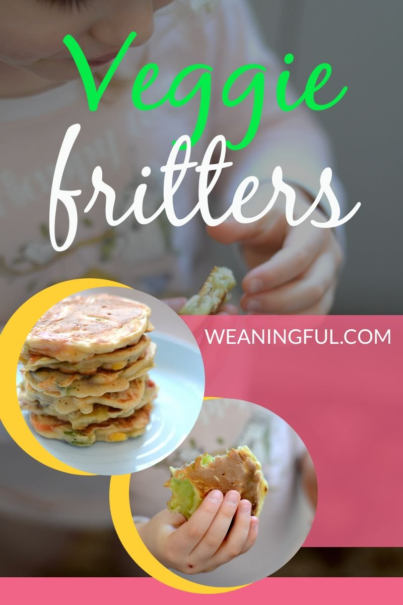 Trying to cook more vegetables for your baby or toddler? These kid friendly veggie fritters are easy to make and healthy too.
