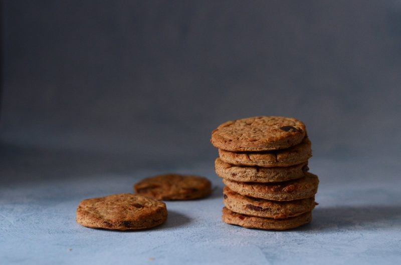 kid friendly spiced winter biscuits alternative to gingerbread