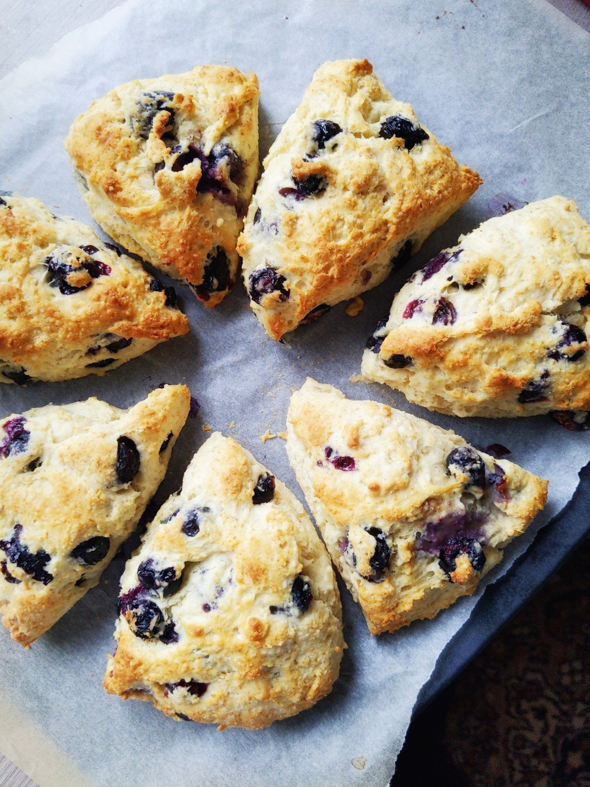 This easy scones recipe relies on a basic baking ratio that works every time.