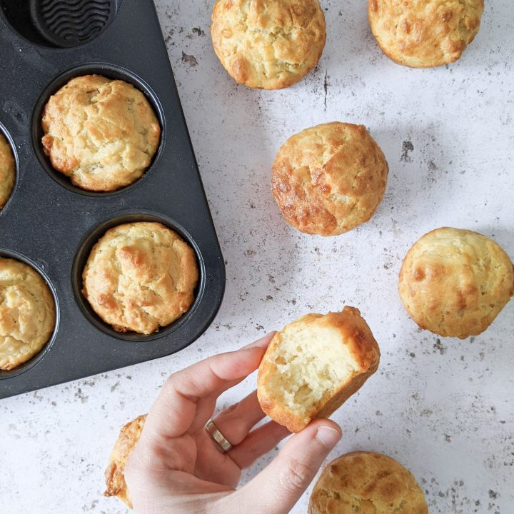 Basic muffins recipe (from 6 months+)